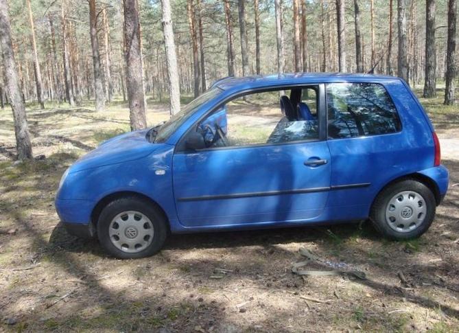 Отзыв об автомобиле volkswagen lupo 2001 года выпуска