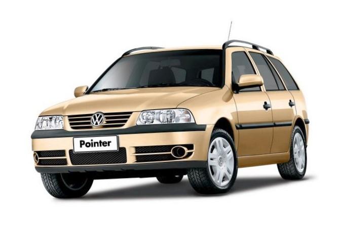 Отзыв об автомобиле volkswagen pointer 2005 года выпуска