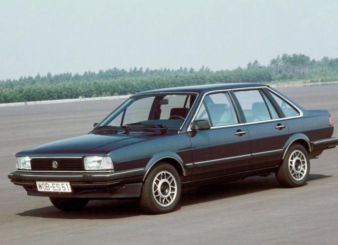 Отзыв об автомобиле volkswagen santana 1982 года выпуска