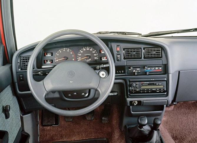 Отзыв об автомобиле volkswagen taro 1989 года выпуска