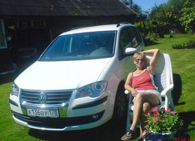 Отзыв об автомобиле volkswagen touran 2007 года выпуска