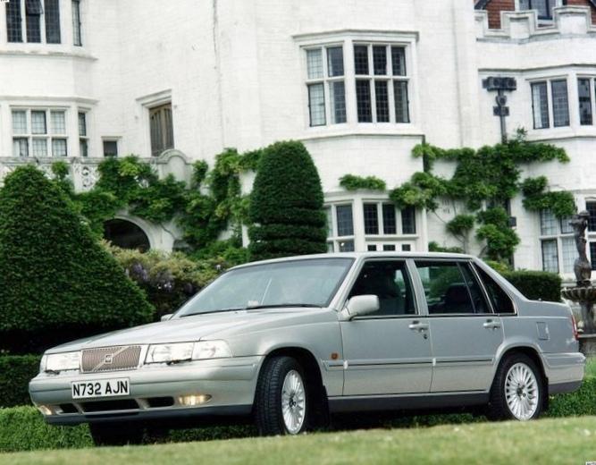 Отзыв об автомобиле volvo 960 1994 года выпуска