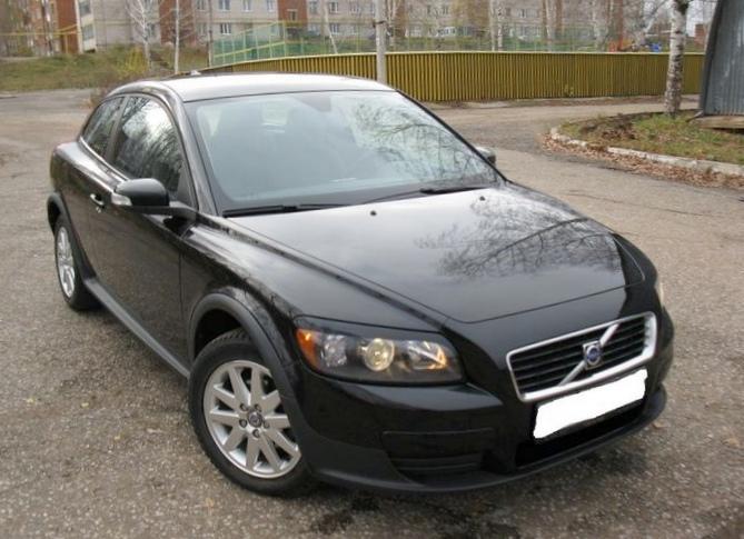 Отзыв об автомобиле volvo с30 2010 года выпуска
