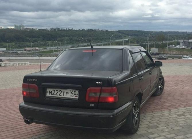 Отзыв об автомобиле volvo s70 1998 года выпуска
