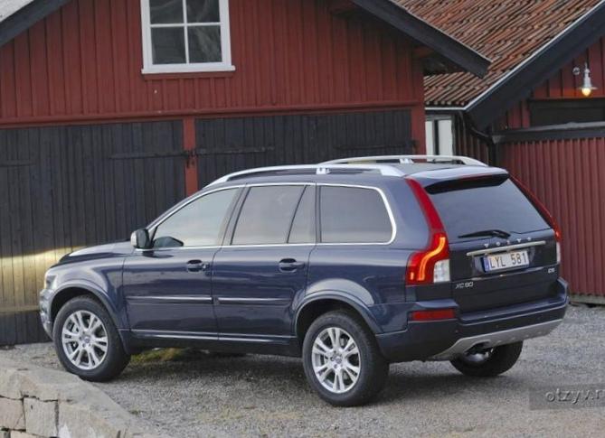 Отзыв об автомобиле volvo xc90 2006 года выпуска