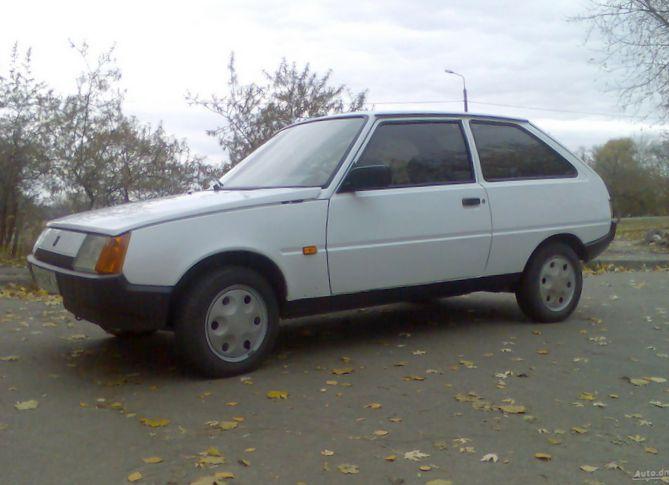 Отзыв об автомобиле заз 1102 (таврия) 1994 года производства