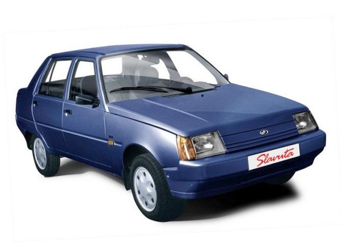 Отзыв об автомобиле zaz 1103 (славута) 2006 года выпуска
