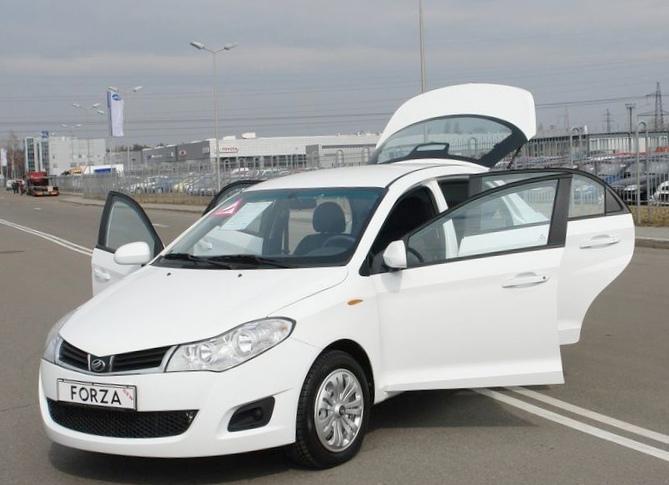 Отзыв об автомобиле zaz forza 2012 года выпуска