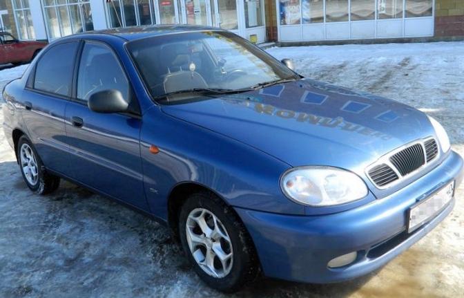Отзыв об автомобиле zaz lanos 2010 года выпуска