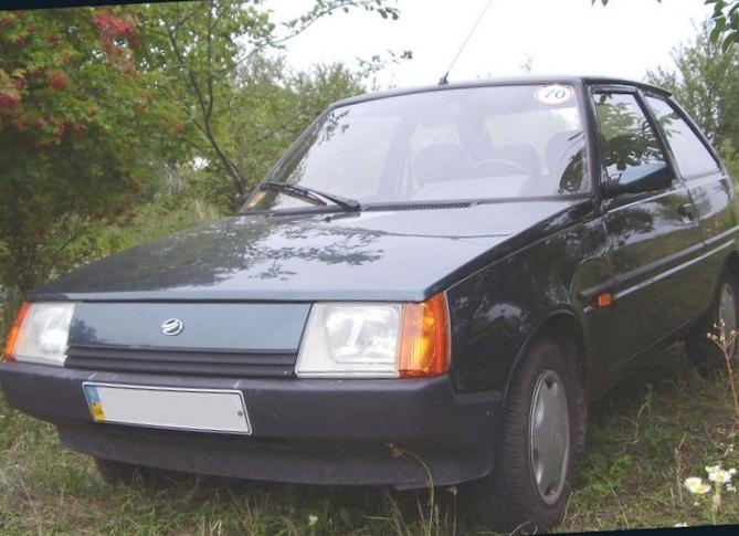 Отзыв об автомобиле заз таврия нова 1998 года выпуска