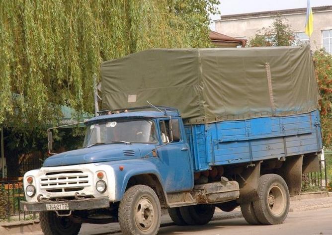 Отзыв об автомобиле зил 130 1968 года выпуска