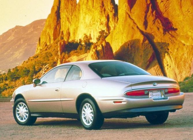 Отзыв владельца об автомобиле buick riviera 3.8 supercharger