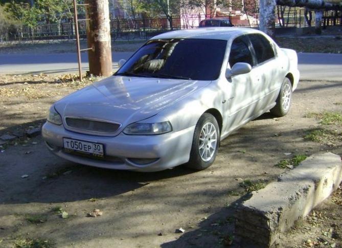Отзыв владельца об автомобиле kia clarus