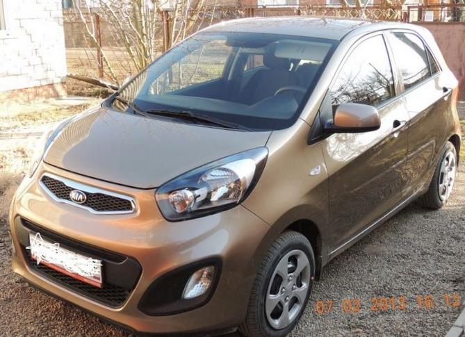 Отзыв владельца об автомобиле kia picanto 2008 года выпуска