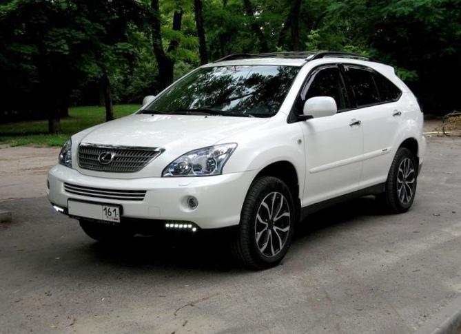 Отзыв владельца об автомобиле lexus rx 2008 года выпуска