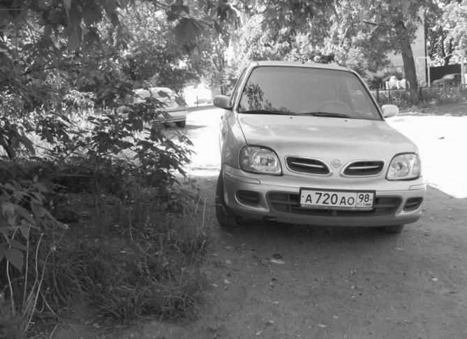 Отзыв владельца об автомобиле nissan micra 1995 года выпуска
