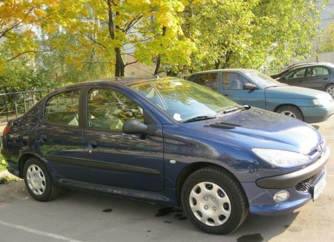 Отзыв владельца об автомобиле peugeot 206 1.4