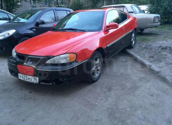 Отзыв владельца об автомобиле pontiac grand am 3.4