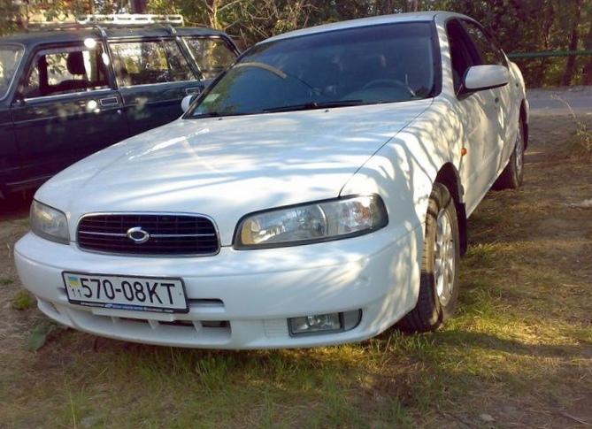 Отзыв владельца об автомобиле samsung sq5 2004 года выпуска