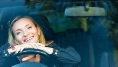 Первые водители - женщины