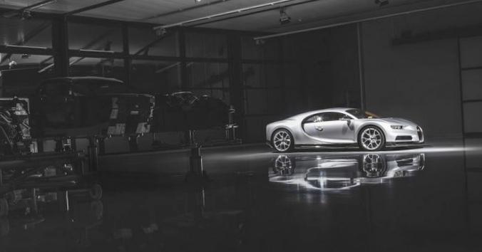 Первый большой обзор нового 2017 bugatti chiron