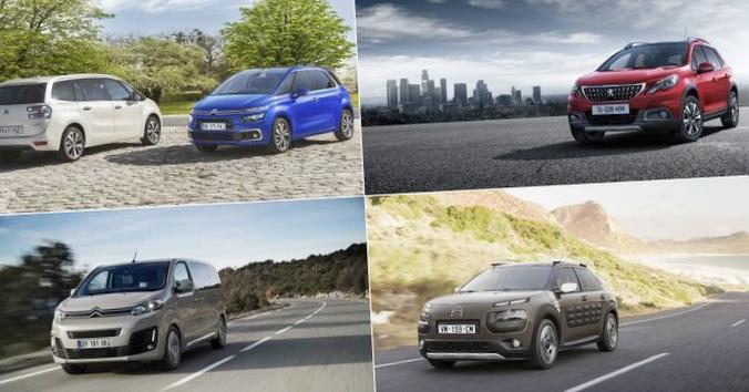 Peugeot citroёn привезут в украину шесть новинок