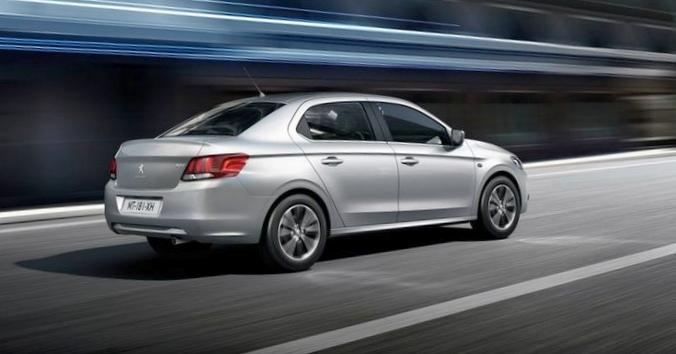 Peugeot представила обновленный седан 301