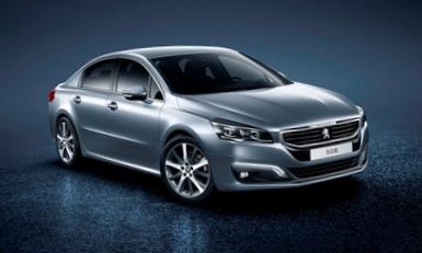 Peugeot раскрывает цены на новый peugeot 508