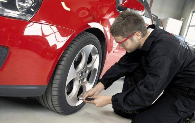 Почему шины накачивают азотом
