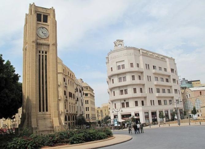 Поездки по бейруту на автомобиле