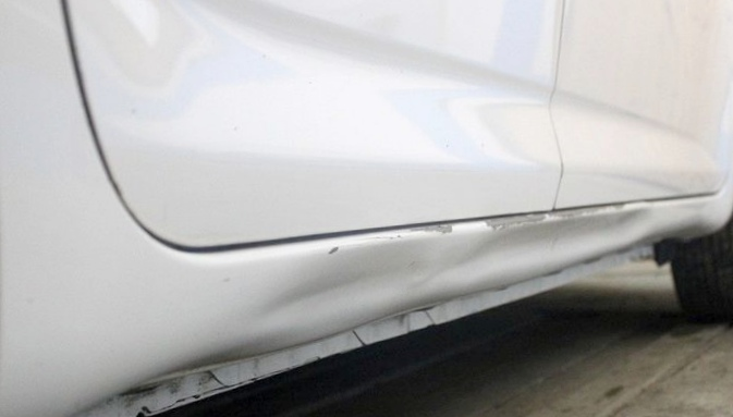 Покраска кузова автомобиля своими руками видео