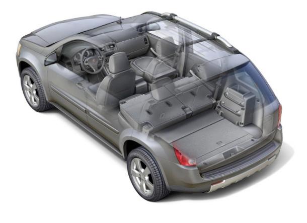 Pontiac torrent 2006 года