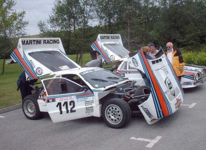 Porsche group b