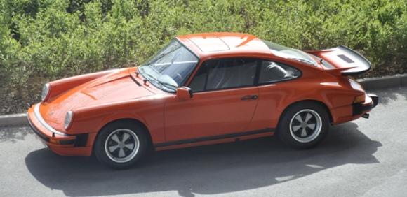 Порше 911 – автомобиль легенда