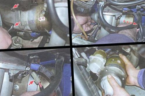 Прайс на ремонт автомобилей ваз 21099