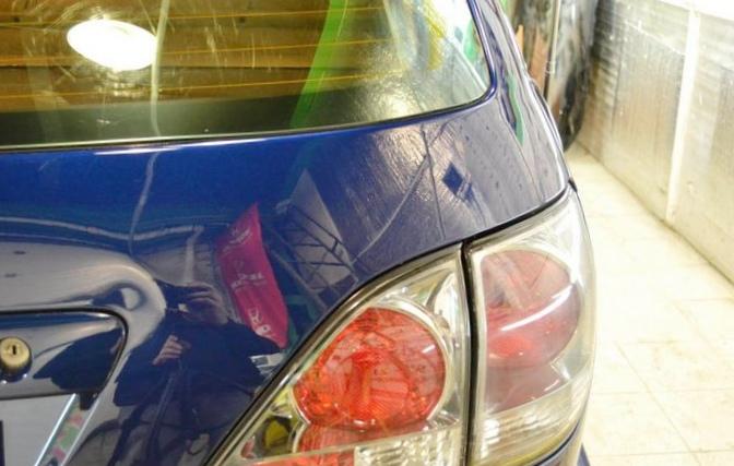 Преимущества абразивной полировки автомобиля