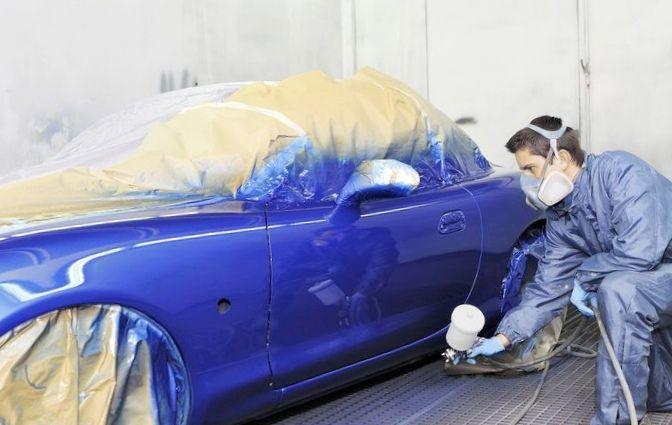 Преимущества подготовки автомобиля к покраске с помощью воды