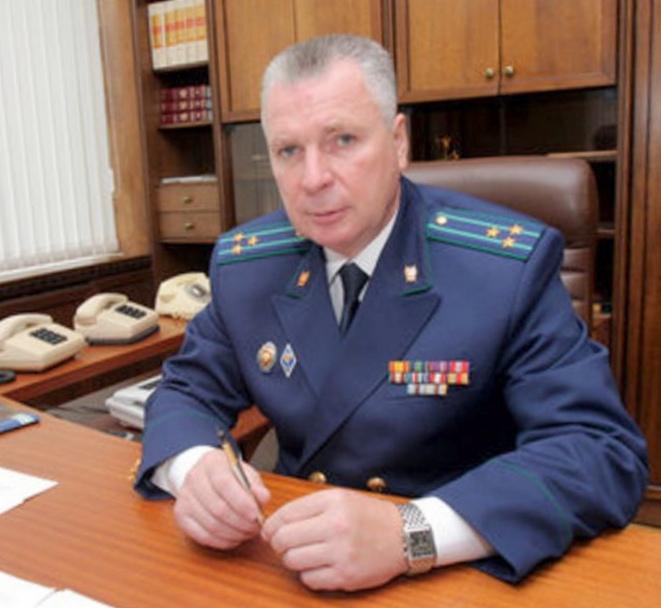 Президент: замгенпрокурора архипов...