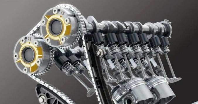 Привод грм современных легковых двигателей