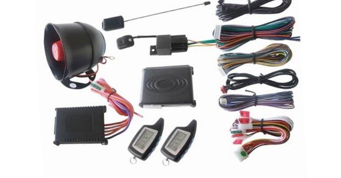 Проверка автомобильной сигнализации