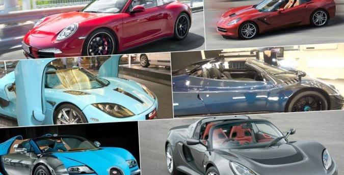 Редкие и необычные автомобили на ebay в 2015 году