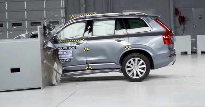Рейтинг безопасности автомобилей 2015 года