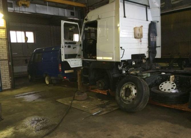 Ремонт грузовых автомобилей маз сыктывкар