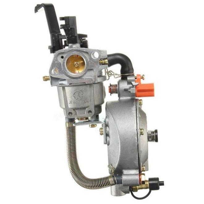Ремонт карбюратора двухтактного двигателя генератора
