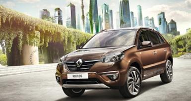 Renault koleos sport way: уверенность...