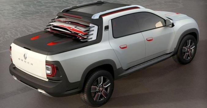Renault представила концепт пятиместного...