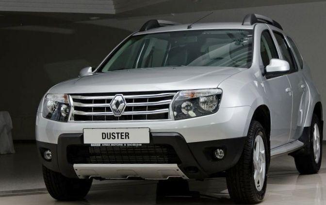 Renault представила новый duster и отчиталась за год