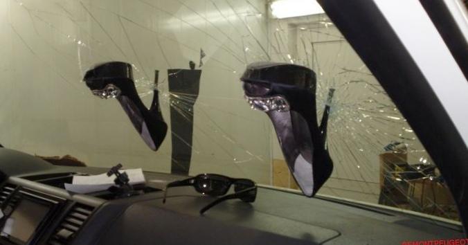 Реставрация автомобильных стекол своими руками