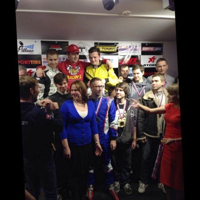 Rhhhc final karting battle 2014 by штарком mazda high-power