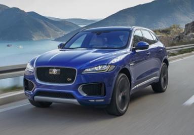Стартуют продажи нового jaguar f-pace